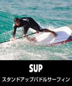 パドルサーフィン