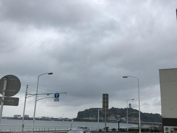 江ノ島東浜浜コンディション