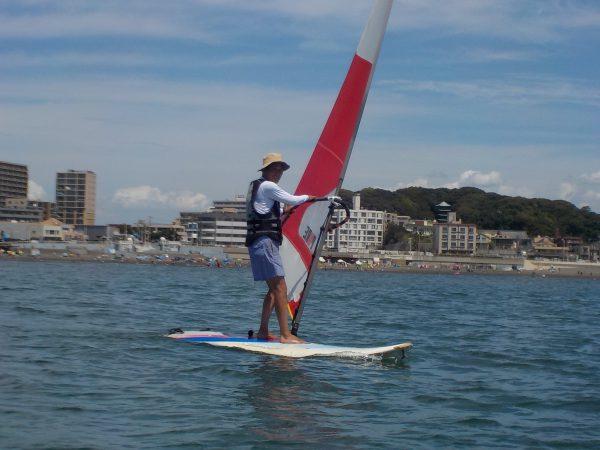 AM ウィンドサーフィンスクール