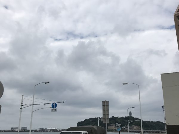 江ノ島東浜コンディション