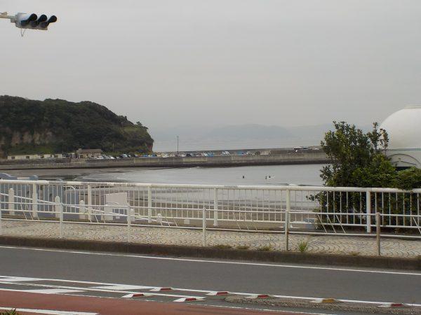 静かな江の島