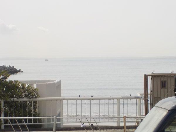 波は早目に!風は午後から!