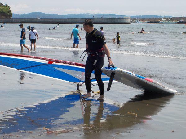 AMウィンドサーフィンスクール